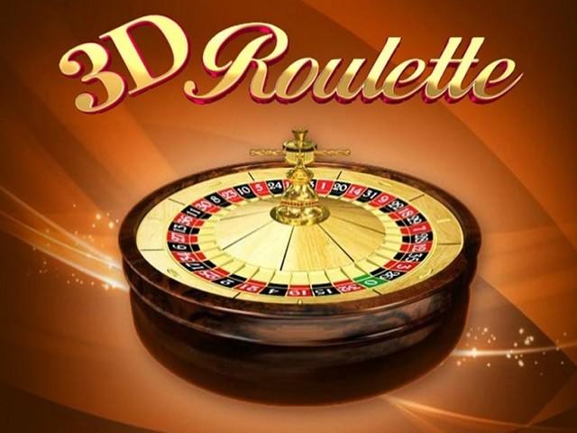 3D Roulette Slot