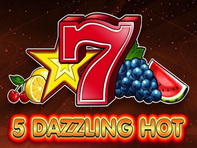 Spiele 5 Dazzling Hot - Video Slots Online