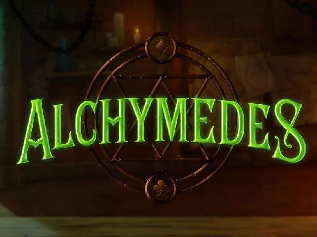 Alchymedes Slot Machine