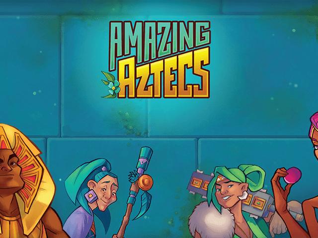 Amazing Aztecs by Microgaming Slot
