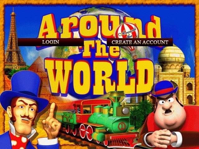 Around The World By Unicum Slot