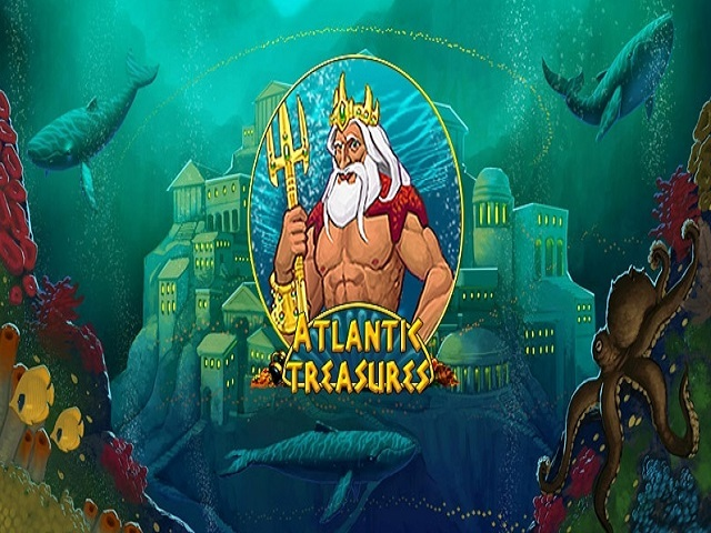 Atlantic Treasures Slot