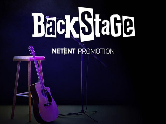 Backstage Netent Slot