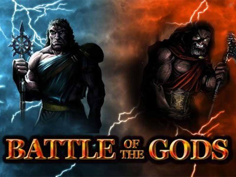 Battle Of The Gods Slot