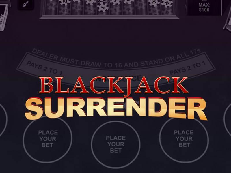 Blackjack Surrender Slot