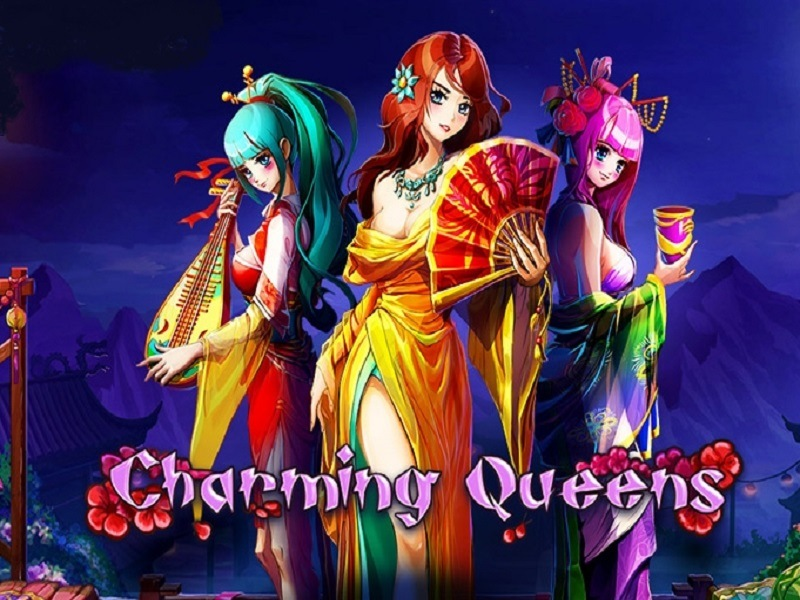 Charming Queens Slot