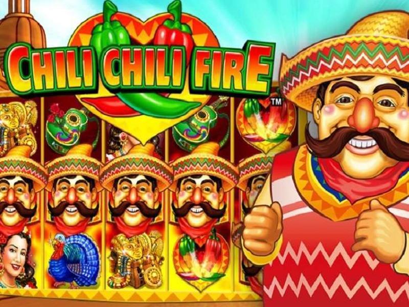 Chili Chili Fire Slot