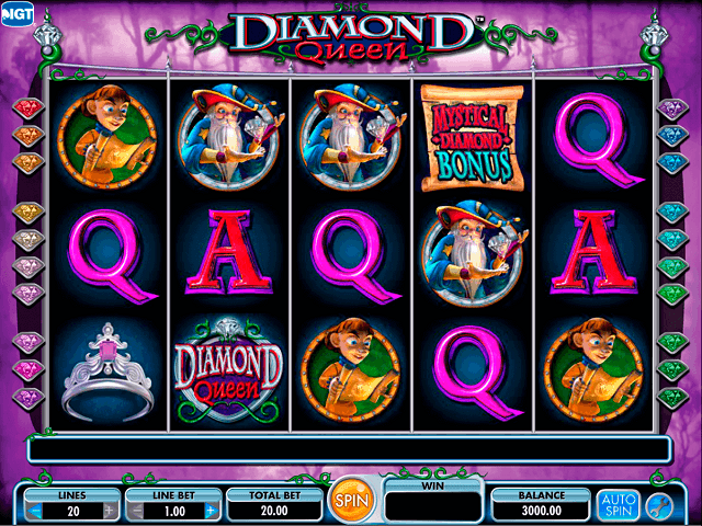 Diamond Queen Slot