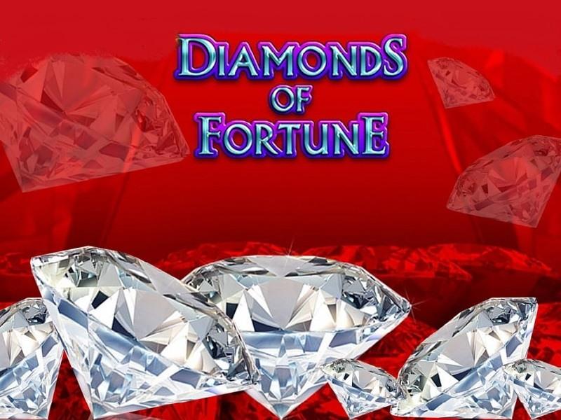 Diamonds Of Fortune Slot