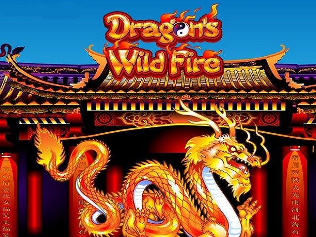 Dragon's Wild Fire Slot