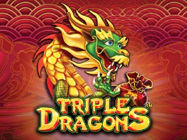 Dragon's Luck Stacks Slot