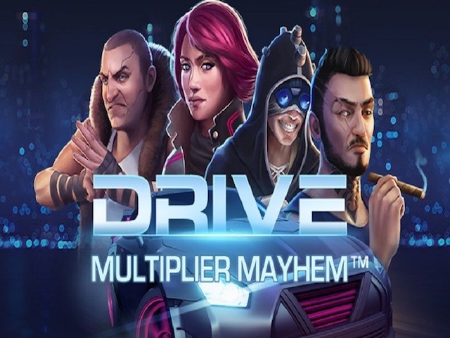 Spiele Drive Multiplier Mayhem - Video Slots Online