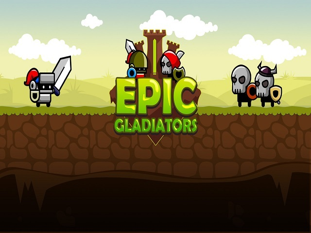 Epic Gladiators Slot