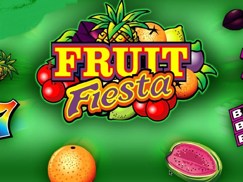 Fruit Fiesta 5 Reels Slot