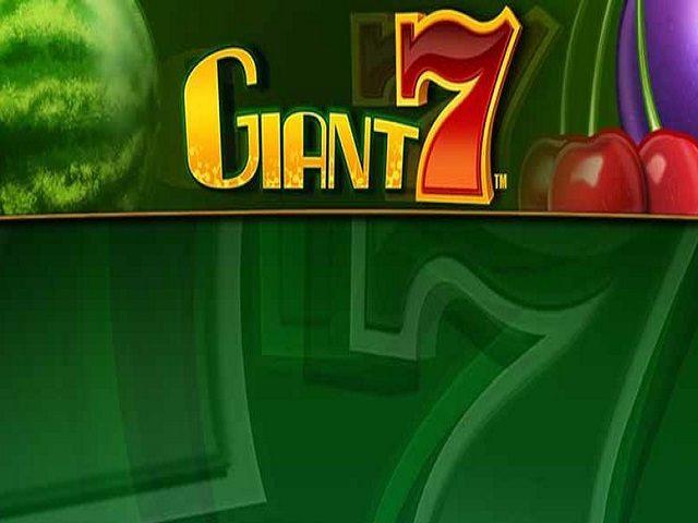 Giant 7 Slot