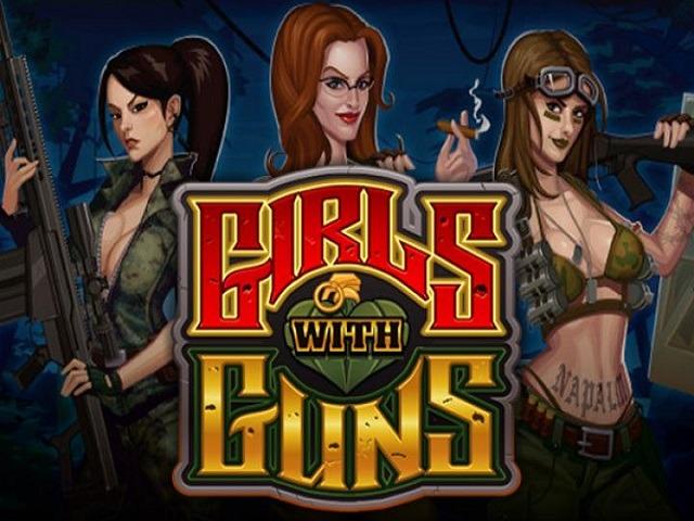 Girls With Guns – Jungle Heat Slot