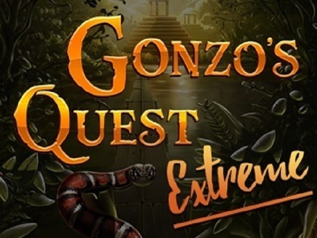 Gonzo's Quest Extreme Slot