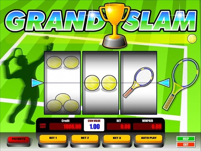 Grand Slam Slot