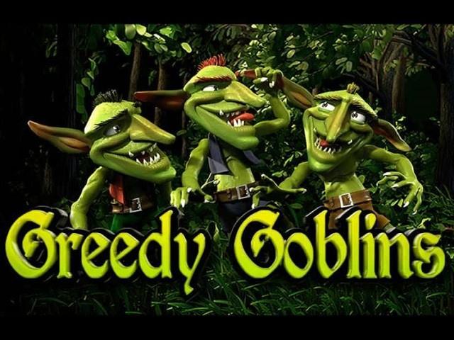 Greedy Goblins Slot