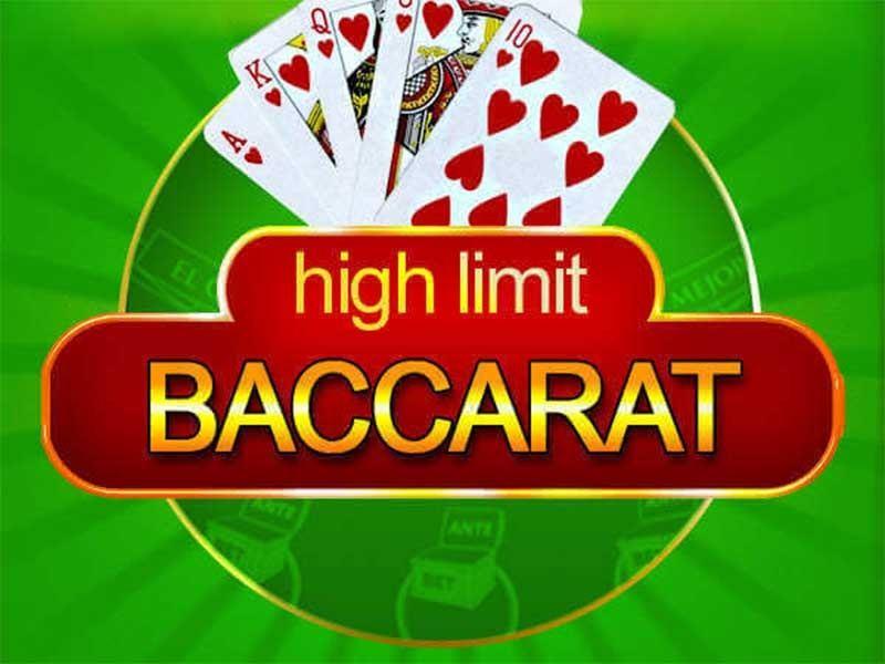 High Limit Baccarat Slot