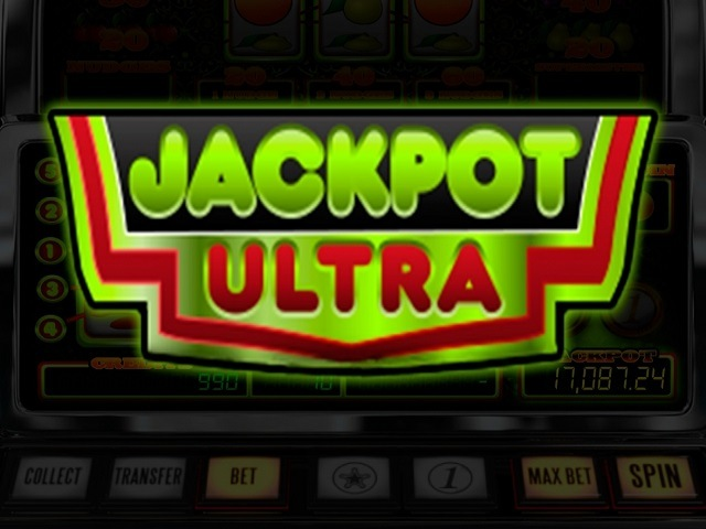 Jackpot Ultra Slot