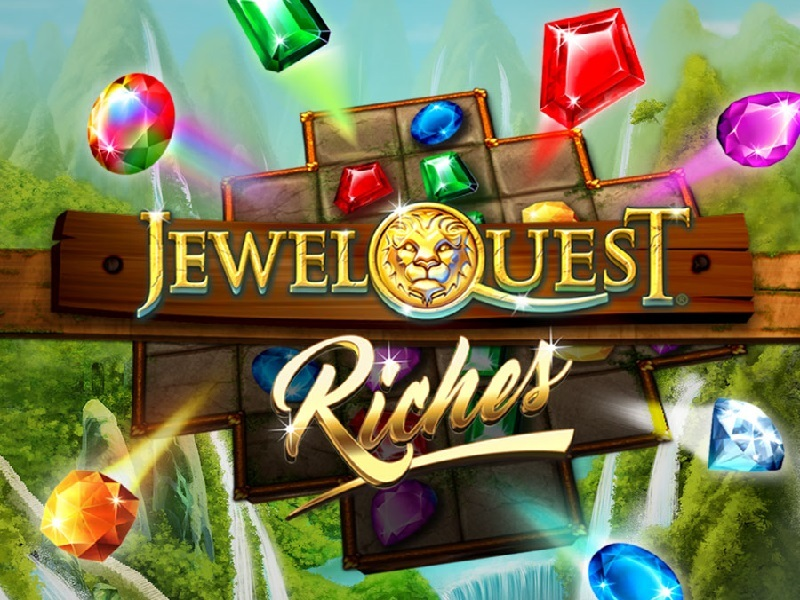Jewel Quest Riches Slot