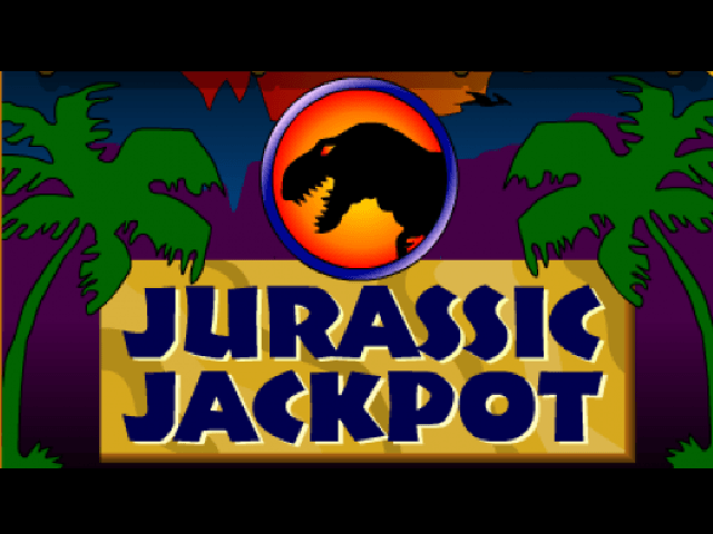 Jurassic Jackpot Slot