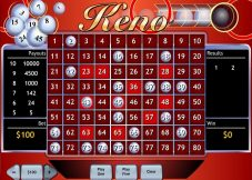 Keno by Playtech