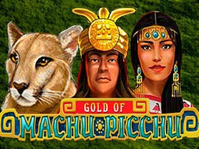 Machupicchu Slot