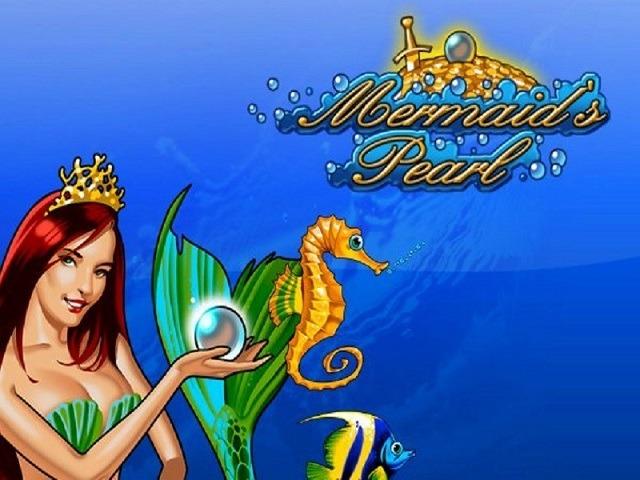 Mermaid's Pearl Deluxe Slot