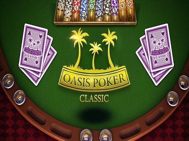 Oasis Poker Classic Slot
