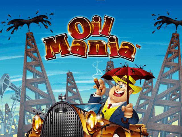 Oil Mania Slot