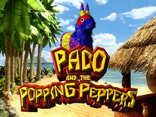 Paco And Popping Peppers Slot