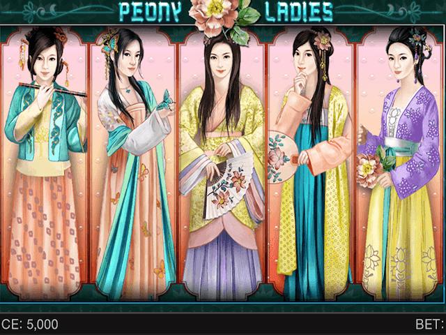 Peony Ladies Slot