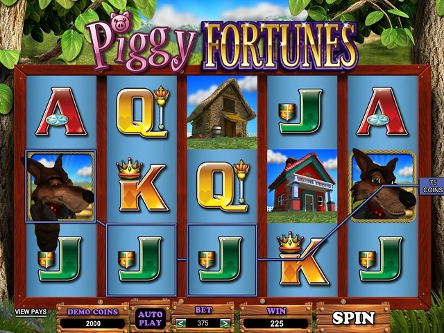 Piggy Fortunes Slot
