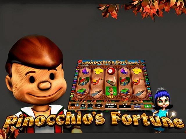 Pinocchio's Fortune Slot