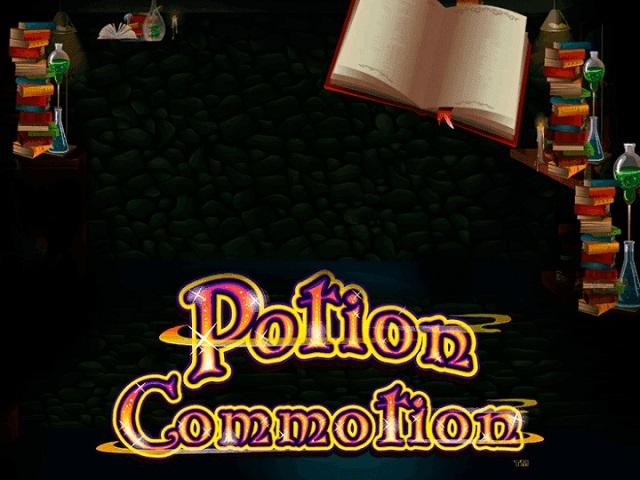 Potion Commotion Slot