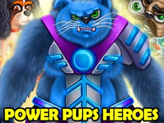 Power Pup Heroes Slot