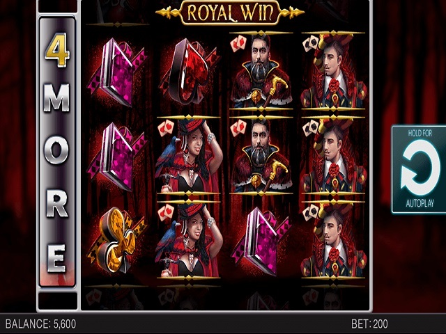 Royal Win Slot