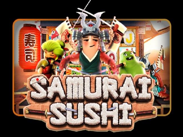 Samurai Sushi Slot