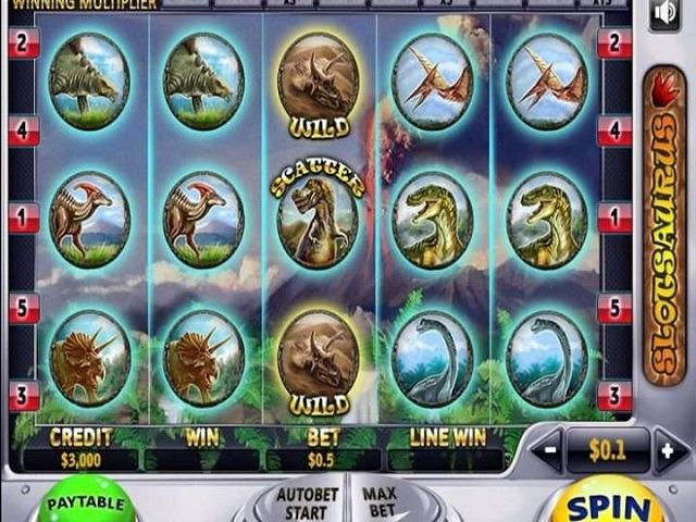 Spiele Slotosaurus - Video Slots Online