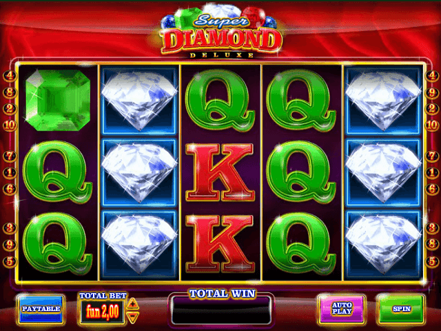 Super Diamond Deluxe Slot