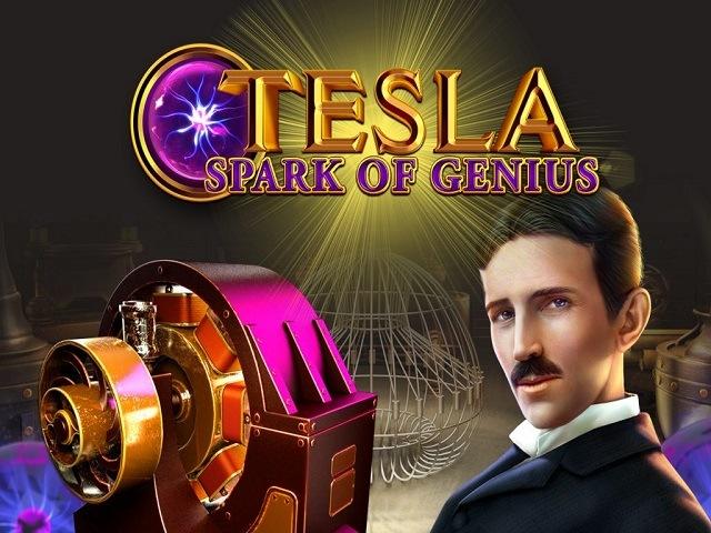 Tesla: Spark Of Genius Slot Machine