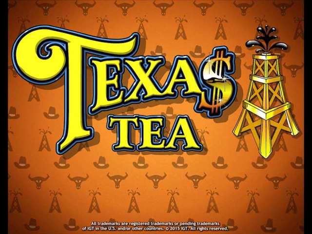 Texas Tea Slot