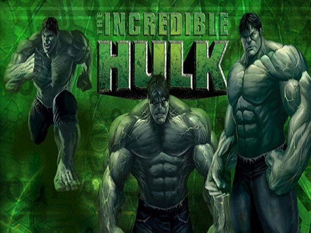 The Incredible Hulk Slot