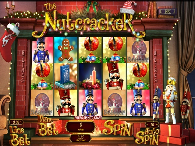 The Nutcracker Slot