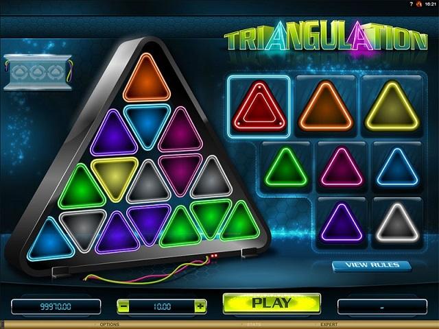 Triangulation Slot