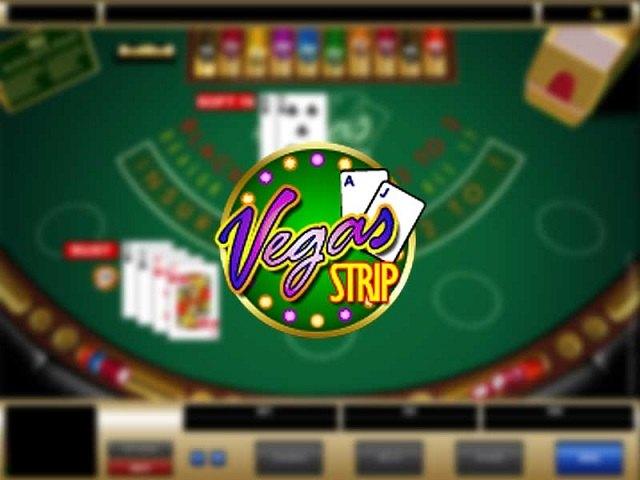 Vegas Strip Blackjack Slot