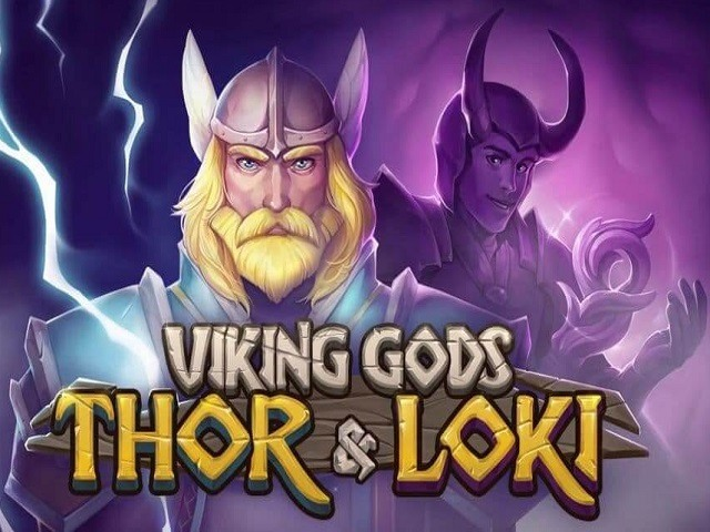 Viking Gods: Thor And Loki Slot