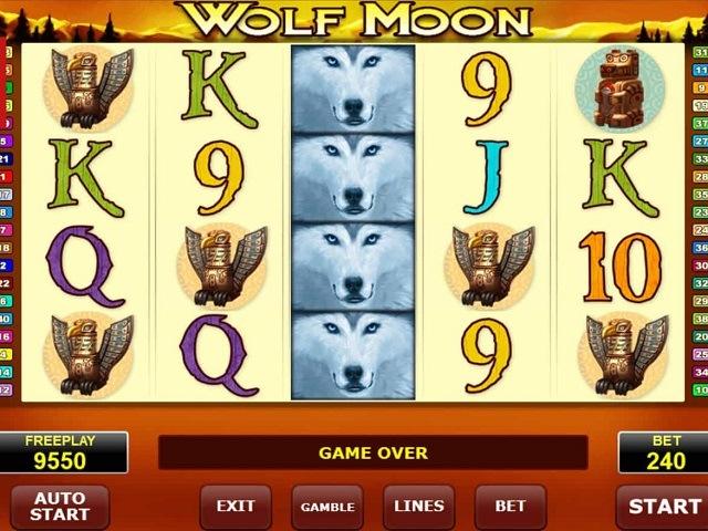 Wolf Moon Slot